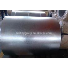 Bobina de aço galvanizado laminada a quente