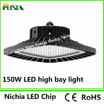 Lumière élevée de baie de la lumière LED de puissance élevée de la puce 100W 150W Nichia LED avec la forme carrée