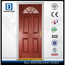 Sound-Insulation Energy Saving Fiberglass Door