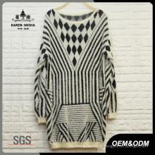 Vêtements en tricot de conception spéciale de femmes