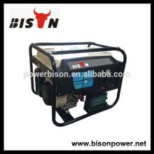 BISON (CHINA) Générateur d'essence 5kva potable facile à utiliser chez les femmes de maison