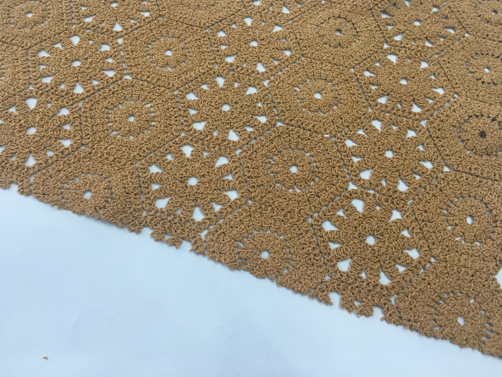 Cotton Guipure Embroidery Fabric