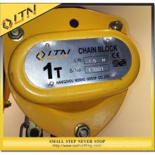 Low Price Professional Manual Chain Pulley Hoist (CH-WD)