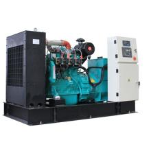 Generador de gas silencioso de energía trifásica de 80kW 100kVA