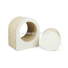 Corrugated Paper Made Cat Toy Corrugated Cardboard Scratcher Cat Tunnel CT-4035