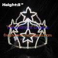5inch Star Shaped Pageant Crowns