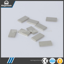 China gold supplier high quality smco disc magnet plastic bonded magnet