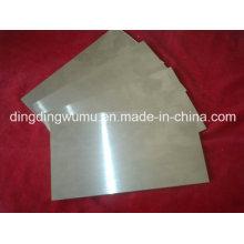 Plaque en alliage lourd de tungstène W-Ni-Cu