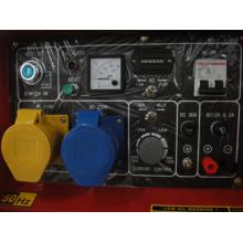 Silent Type Diesel Welder Generator Set (5kw)