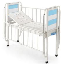 Manual One-Crank Children Bed Design
