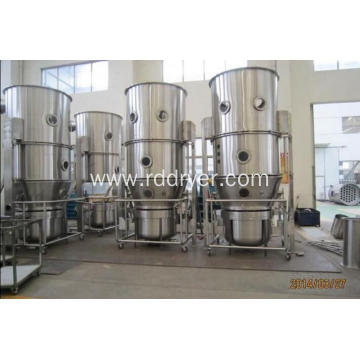 Feed chemical fertilizer Fluidized Granulator machinery