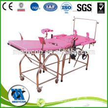 Simple delivery bed gynecological table