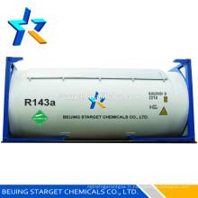 Réfrigérant industriel usé réfrigérant r143a