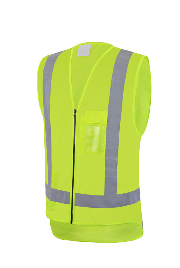 EN471 Hi Viz Workwear Safety Vest
