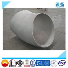 Racores de tubería de acero Codo Asme B16.9 Sch80 Dimensiones