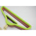 Colonne en velours en plastique colorée