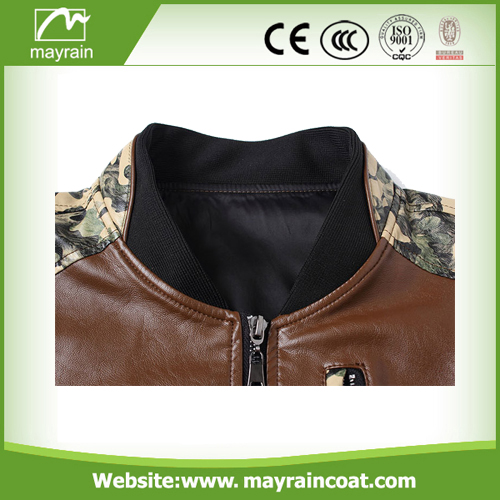 Men PU Raincoat and Poncho