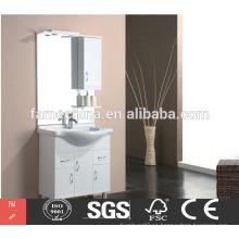 Vanidad europea moderna de la esquina del cuarto de baño de la alta calidad hecha en China