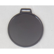 Blank Round Bag Tag - World Wide Shipping / Sticker / Bulk Sale