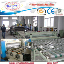 TPU sheet making machine with professional technique