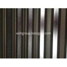 Plain Galvalume Metal Plate