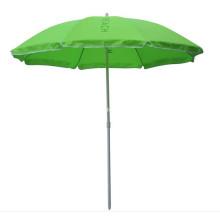 Paraguas al aire libre playa promocional barata y bonita