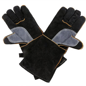 Anti-Vibration Drilling Equipment Operation Long Gloves