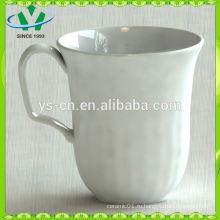 Оптовая керамическая чашка, белая керамическая чашка