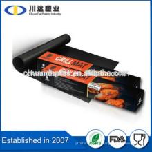 Resistente al polvo PFOA libre FDA LFGB certificada reutilizable 100% antiadherente ignífugo Grill parrilla de la parrilla, caja fuerte del lavaplatos