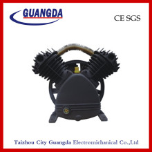 CE SGS 5HP Air Compressor Head (V-2090)