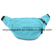 Fashion Blue Sport Running Waist Bag Fanny Pack