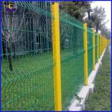 Best Price for Gardon Fence 3D Polyester Curvy Welded Mesh Panel supply to Costa Rica Importers