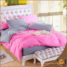 Fábrica china de textiles para el hogar proporcionar ropa de cama ropa de cama de algodón 100% impreso