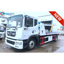 2019 Nouveau camion de remorquage à plateau Dongfeng D9