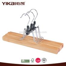 wooden trousers hanger