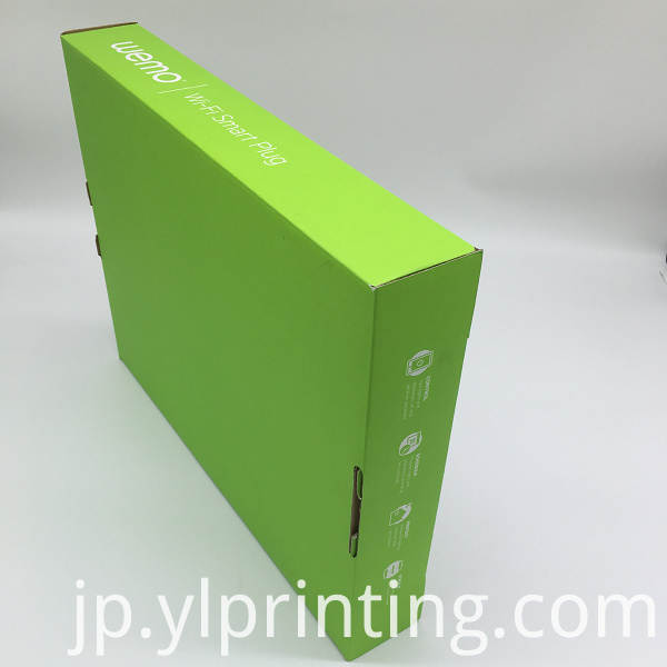 Die Cutting Cardboard Box
