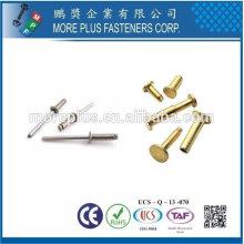 Rivage en acier inoxydable en acier inoxydable en acier inoxydable 6mm Rivet Custom Rivets