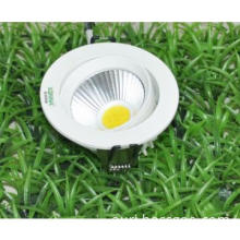 Indoor COB 10w led white color down lighting
