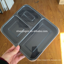 Premium Meal Prep containers, airtight lid, private label, Plastic Microwave safe,1,2,3compartment