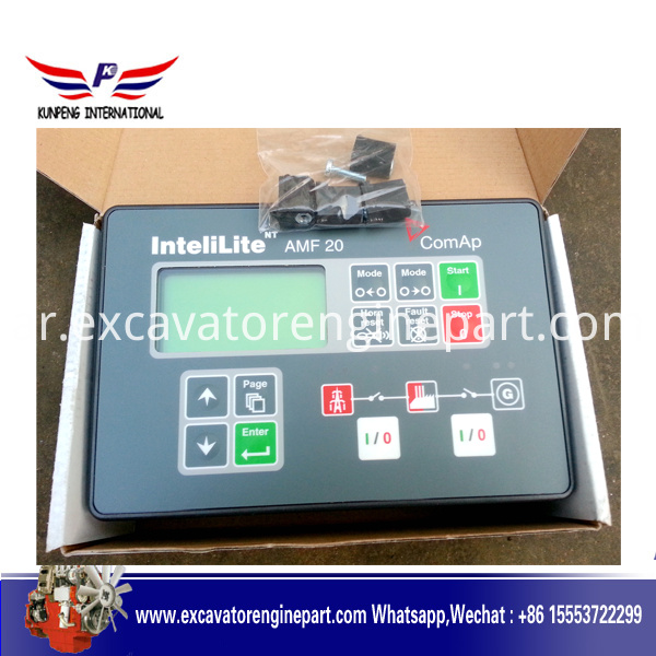 AMF20 Genset Generator Controller Automatic Start Module from Comap agent