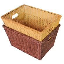(BC-R1009) Cesta Handmade natural Handmade do Rattan