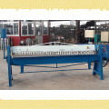 steel sheet bending machine