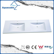 Grade a Double Lever Bathroom Cabinet Sink Acb1546A
