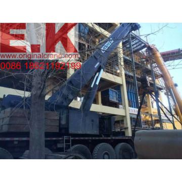 Liebhe170ton Equipamento hidráulico todo-o-terreno de levantamento de grua móvel (LTM1170)