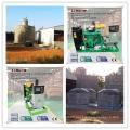 China Supplier Skid Mounted Bio Gas Generator 400 Kw