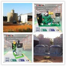 Chine Fournisseur Skid monté Bio générateur de gaz 400 Kw