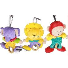 Novo Design Stuffed Baby Music Pull Toy