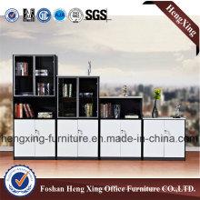 2 Door Melamine Office Furniture Storage File Cabinet (HX-6M258)
