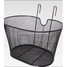 Steel Mesh Quick Release Bicycle Basket