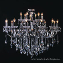 High quality crystal chandelier lighting, modern lighting made in China